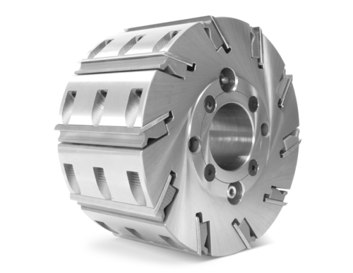 H03-Planing Hydraulic Cutterhead 活動平刀油壓刀頭
