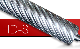 Abrasive Spiral Cutters